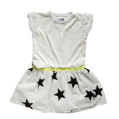 Coneixeu aquesta marca de roba??? és xulíssima!! NUNUNU - Girls Combo Star Dress x