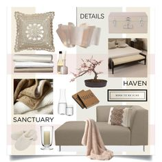 """Love this for a peaceful master bedroom style. """"cozy details"""" by magdafunk on Polyvore"""