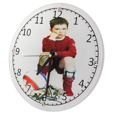 XZJPNWC158 Textured Glass Clock