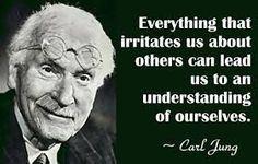 Not Adler but Jung is on point