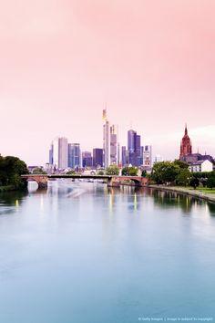 From Munich Germany to Frankfurt, Germany