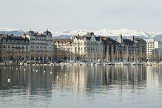 Heartbroken Paul working in Geneva