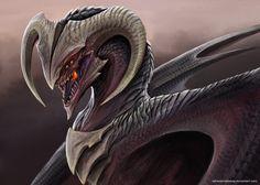 dragon by TatianaMakeeva.deviantart.com on @DeviantArt