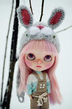 Blythe bunny | Flickr - Photo Sharing!