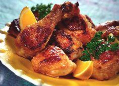 Pollo a la naranja - Comida cubana