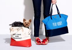 On a search! kate spade let them eat cake tote