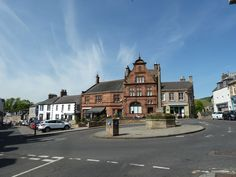 Stunning pictures of our walk along the St Cuthbert's Way on a sunny May day. Finishing on the Borders Abbeys Way, and a short steep climb with 360 degree views. Scotland Culture, St Cuthbert, The St, Street View, Bike, Bicycle, Bicycles