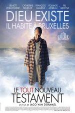 In Le tout nouveau testament bestaat God echt; hij woont in Brussel samen met zijn vrouw en zijn tienjarige dochter Ea.