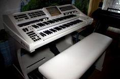 """WERSI Orgel """"Scala"""" Traum in weiss in Hessen - Flörsheim am Main   Musikinstrumente und Zubehör gebraucht kaufen   eBay Kleinanzeigen"""