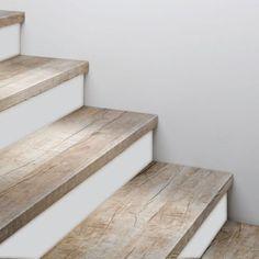 Tilo vinyl stair oak stonewashed#oak #stair #stonewashed #tilo #vinyl