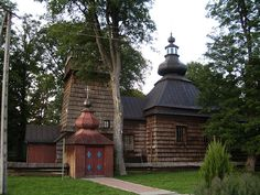 UNESCO - Wooden Churches of Southern Little Poland - Haczow - World heritage