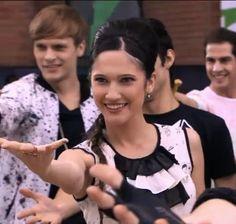 """Lodovica en la cancion """"Ven y canta"""" #violetta1 @TiniStoesel te acuerdas Tini y Lodo?"""