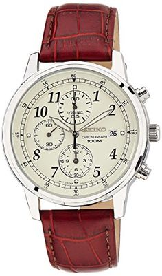 Seiko Men's SNDC31 Classic Stainless Steel Chronograph Watch with Brown Leather Band https://www.carrywatches.com/product/seiko-mens-sndc31-classic-stainless-steel-chronograph-watch-with-brown-leather-band/ Seiko Men's SNDC31 Classic Stainless Steel Chronograph Watch with Brown Leather Band  #Chronographwatch More chronograph watches : https://www.carrywatches.com/tag/chronograph-watch/