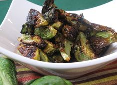 Jason Quinn Shares Secrets For His Yum-O-Lah Brussels Sprouts