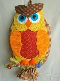Resultado de imagen para manualidades en tela para cocina pinterest Felt Crafts, Diy And Crafts, Sewing Projects, Projects To Try, Plastic Bag Holders, Felt Fabric, Soft Furnishings, Paper Flowers, Sewing Patterns