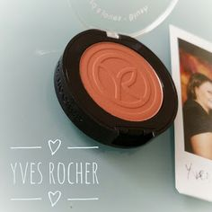FLYINGHOUSEWIVE: Yves Rocher Blush Roses Acajou