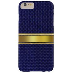 Blue Color Texture Pattern iPhone 6 Case