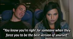 """Mindy & Danny - """"The Desert"""", The Mindy Project"""