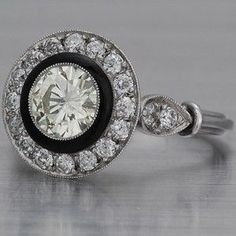 Time to tell my boyfriend I want to get married. Or at least engaged! Love this ring!!