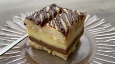 Dolce Fantastica al Cioccolato per 10 MINUTI ❤️ - YouTube Tiramisu Dessert, Icebox Cake, Chocolate Desserts, Nutella, Sweet Recipes, The Creator, Cooking Recipes, Treats, Ethnic Recipes