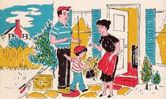 My Holiday Story Book - written by Morris Epstein, illustrated by Arnold Lobel (1952).