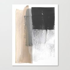 Neutral Abstract Painting Print, Colorblock Art, Beige and Grey Wall Art, Modern Minimalist Art, Unframed Print on Paper or Stretched Canvas Oil Painting On Canvas, Painting Prints, Art Prints, Painting Art, Canvas Prints, Art Minimaliste, Grey Wall Art, Art Original, Art Moderne