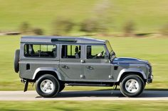 Land Rover Defender - my dream car!