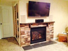 Stone Fireplace #2! Family Room Den / Basement For Sale: 798 S 925 W Lehi UT 84043 MLS#1255599 Dorothy Bell 801-493-9090