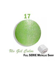 Fullcolor Metallic Shiny Verde chiaro n.17