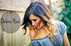 Ombre Hairstyle - Trend Alert.