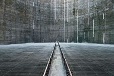 abandoned cooling towers by reginald van de velde 23 The Insides of these Abandoned Cooling Towers Look Straight Out of a Sci Fi Film