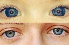 Theo's eyes and niall's eyes to