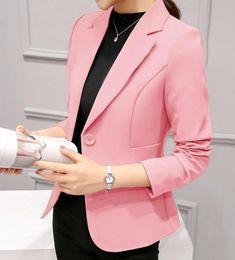 Formal Jackets For Women, Blazers For Women, Suits For Women, Clothes For Women, Women Blazer, Ladies Blazers, Fit Women, Female Blazer, Work Clothes