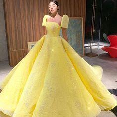 Likes, 26 Comments - Andrea Brillantes Debut Gowns, Debut Dresses, Elegant Dresses, Pretty Dresses, Beautiful Dresses, Formal Dresses, Beautiful Women, Modern Filipiniana Gown, Short Sleeve Prom Dresses