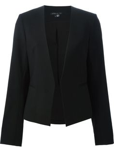 Theory black Delaven blazer - I needed it!  On sale at Nordstrom Rack