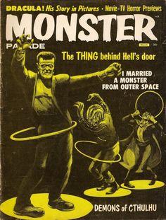 Hoolahooping Monsters