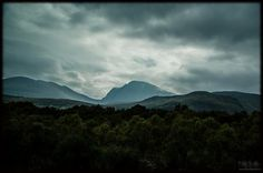 Scotland Highlands Ben Nevis