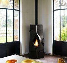Invicta Oracle #Kampen #Fireplace #Fireplaces #Interieur