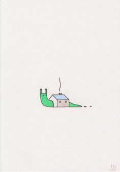 Minimal Illustration Puns by Jaco Haasbroek