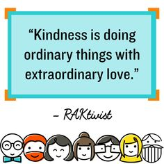 It's such a simple task, and we can apply this sentiment to every part of life. 🧡 Kindness Matters, Kindness Quotes, Kindness Ideas, Be Kind To Yourself, Forgiving Yourself, Excited Emoticon, Seeing Quotes, Humanity Quotes, Happiness Is A Choice