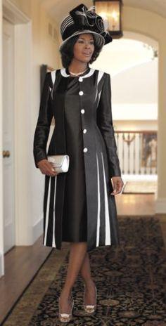 Johanna Jacket Dress & Hat from ASHRO