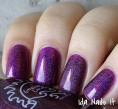Ida Nails It: Great Lakes Lacquer The Friends Collection, Part Two: Swatches and Review