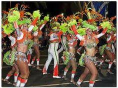 Comparsas del Carnaval de Santa Cruz de Tenerife.