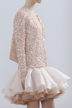 "skaodi: ""Julien Fournie Haute Couture Spring 2014. """