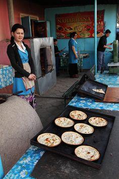 Bakery in Turkmenistan