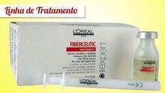 Tratamento Capilar de LOreal   #cabelos