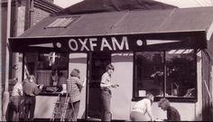 Ilkley: Oxfam,Cunliffe Road 1966