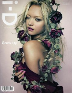 Gemma Ward photographed for the cover of ID magazine by Emma Summerton Gemma Ward, Catherine Mcneil, Angela Lindvall, Emma Summerton, Id Magazine, Magazine Covers, Magazine Photos, Jenifer Aniston, Rachel Green