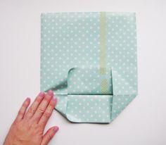 hello sandwich: Paper Gift Bag Tutorial