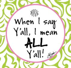 ALL Y'ALL COASTER - $4.99 #south #coaster